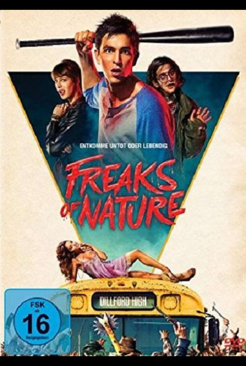 Freaks of Nature - DVD-Cover