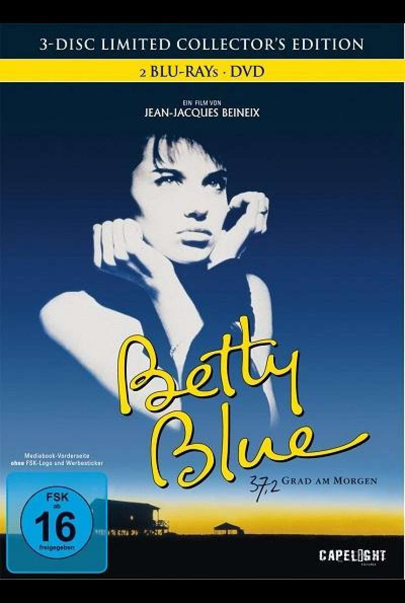 Betty Blue - 37,2 Grad am Morgen - Blu-ray-Cover