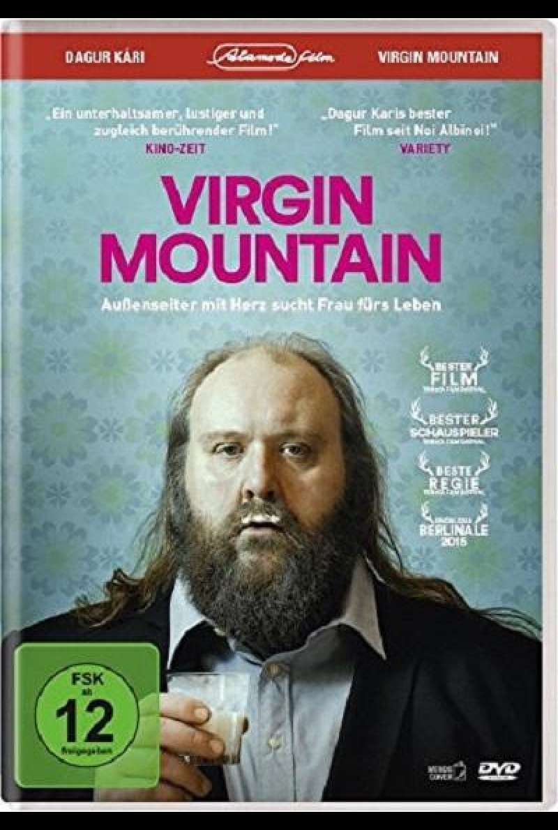 Virgin Mountain - DVD-Cover