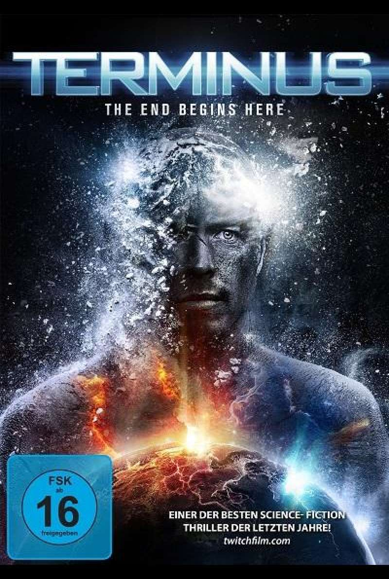 Terminus - The End Begins Here - DVD-Cover