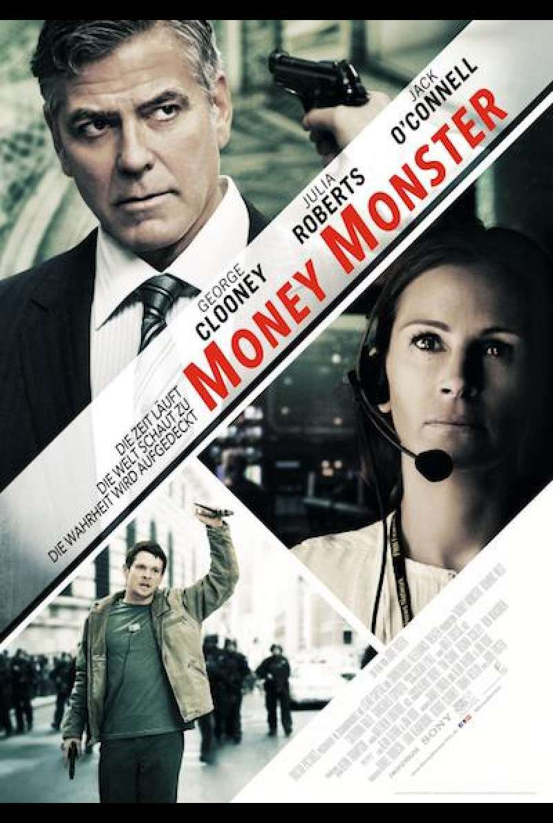 Money Monster von Jodie Foster - Filmplakat