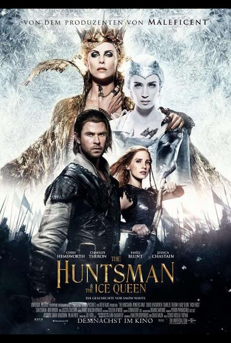The Huntsman & The Ice Queen - Filmplakat