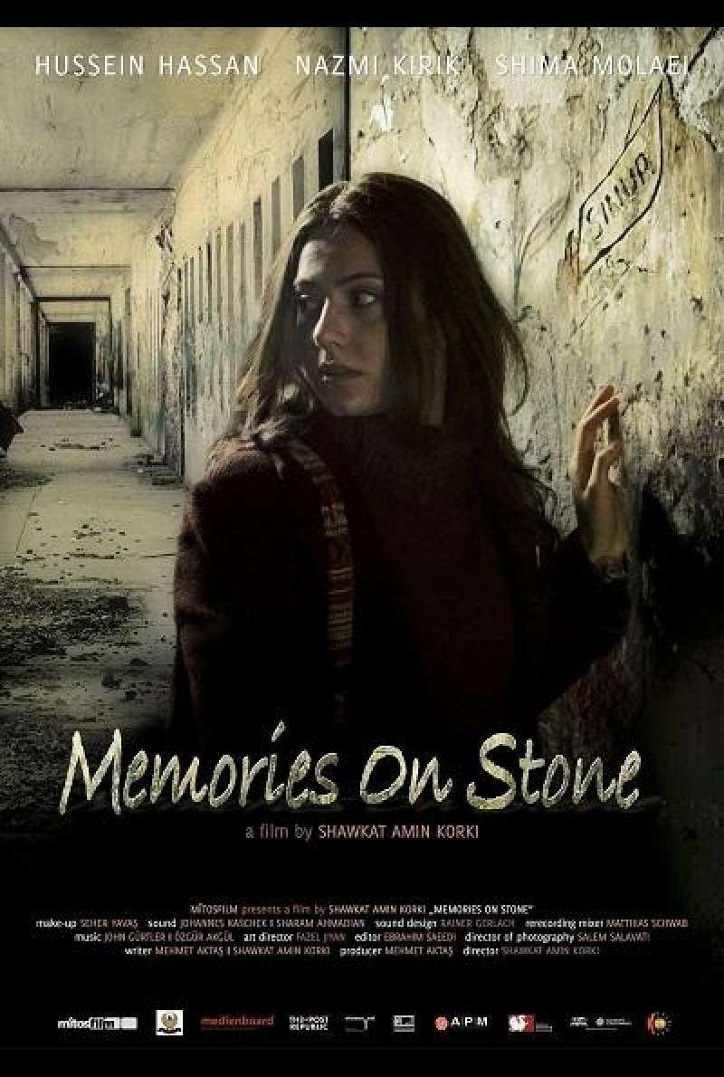 Memories on Stone - Filmplakat (INT)