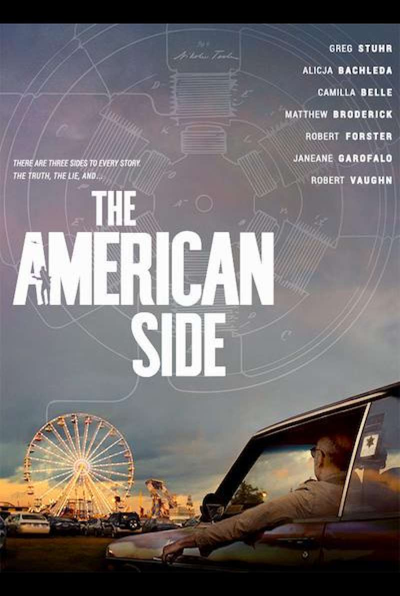 The American Side von Jenna Ricker- Filmplakat (US)