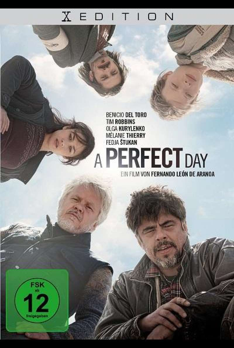 A Perfect Day - DVD-Cover