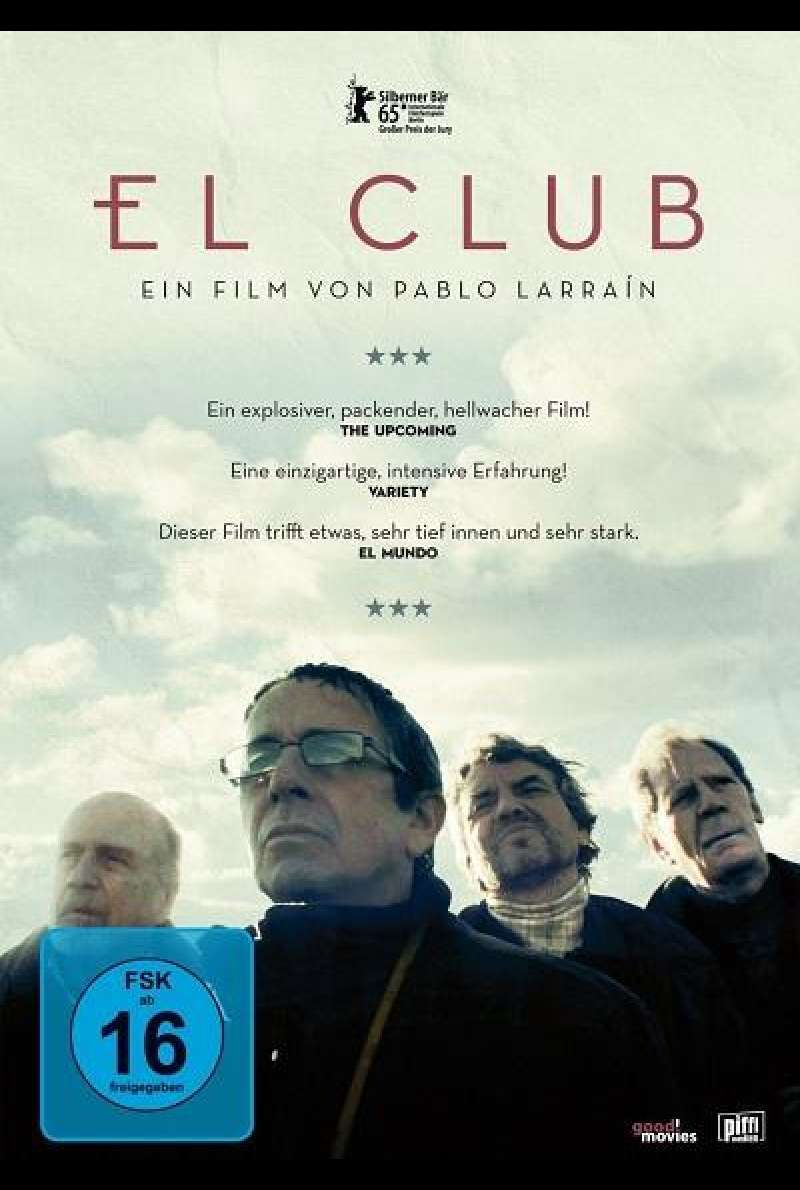 El Club - DVD-Cover