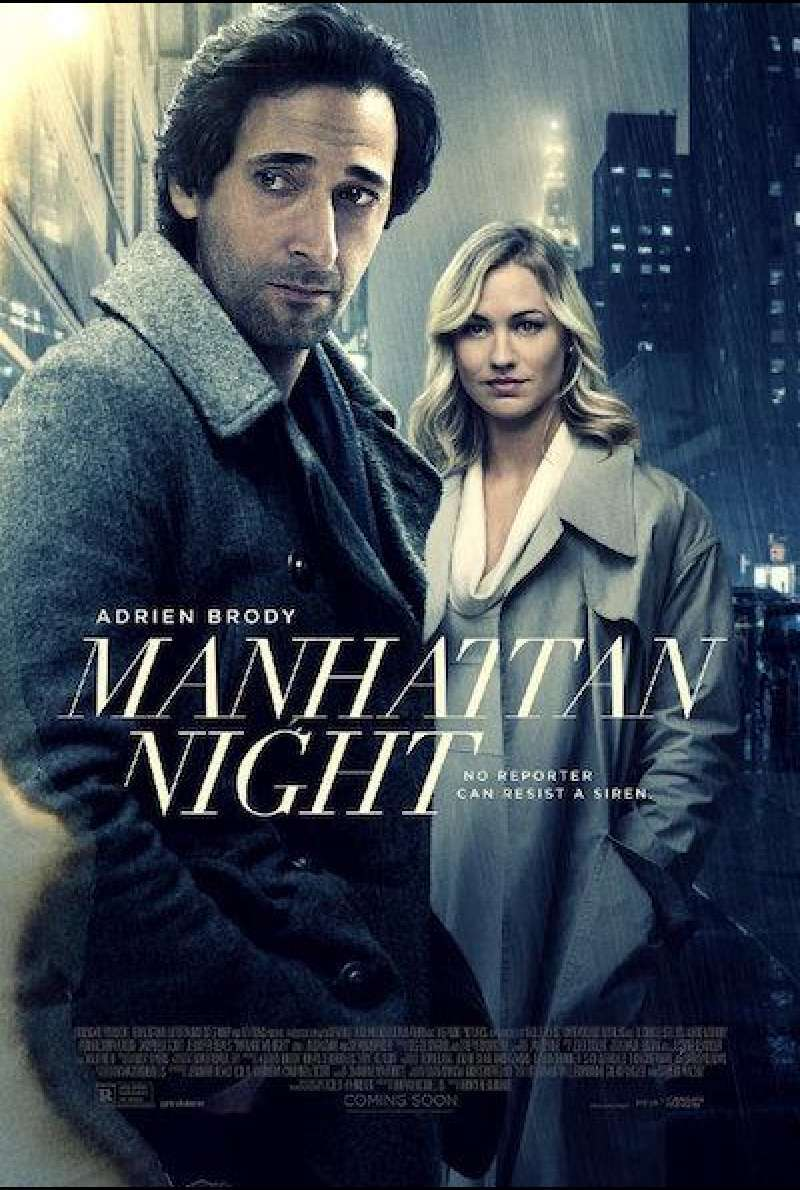 Manhattan Night von Brian DeCubellis
