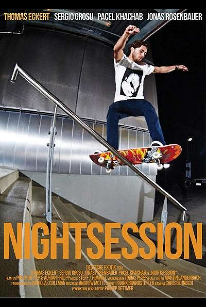 Nightsession - Filmplakat