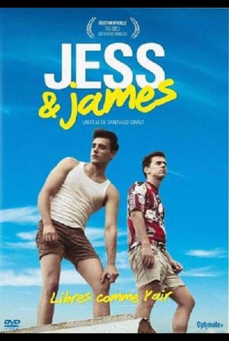 Jess & James - Filmplakat (AR)