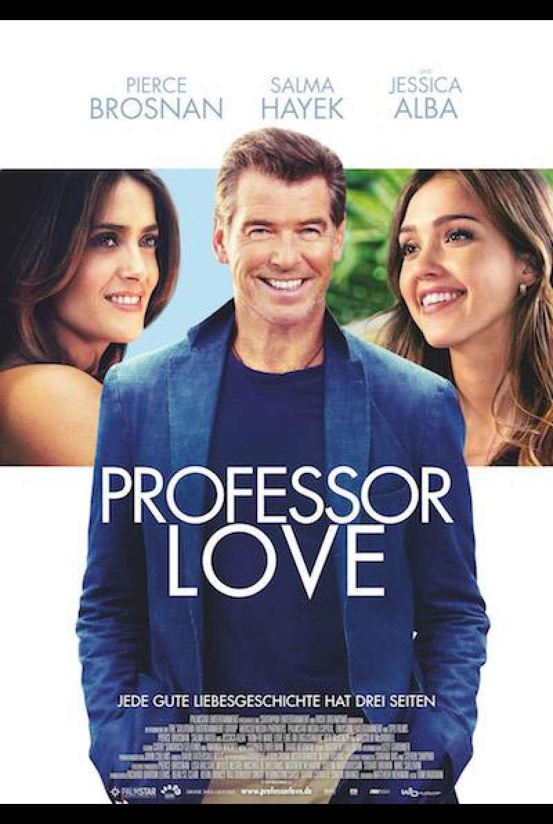 Professor Love von Tom Vaughan - Filmplakat
