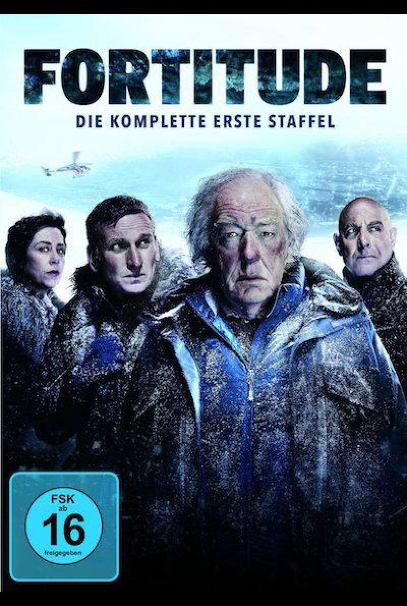 Fortitude - DVD-Cover