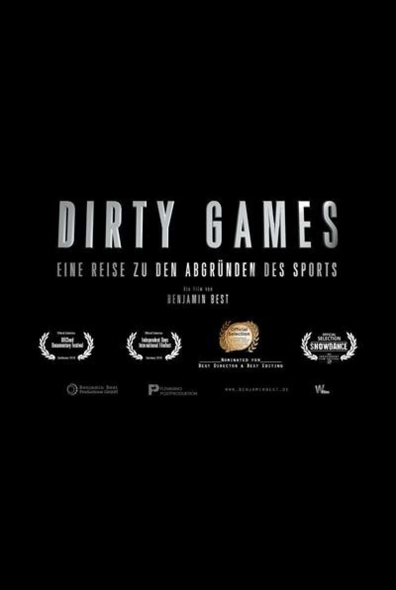 Dirty Games von Benjamin Best - Teaser
