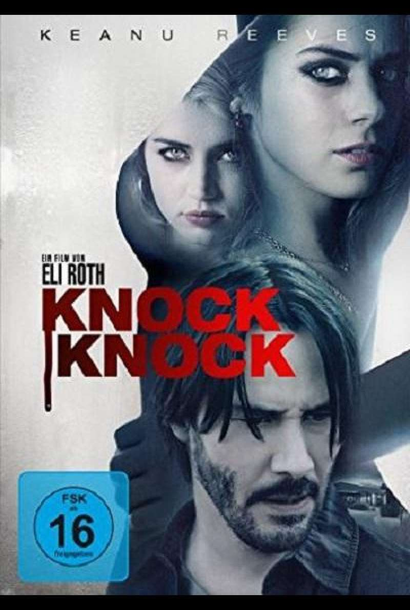 Knock Knock - DVD-Cover