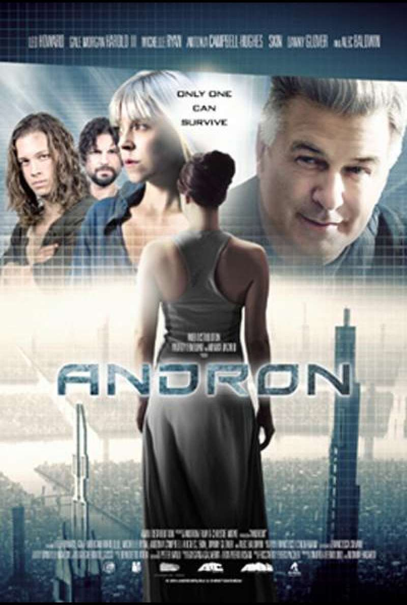 Andron - The Black Labyrinth von Francesco Cinquemani