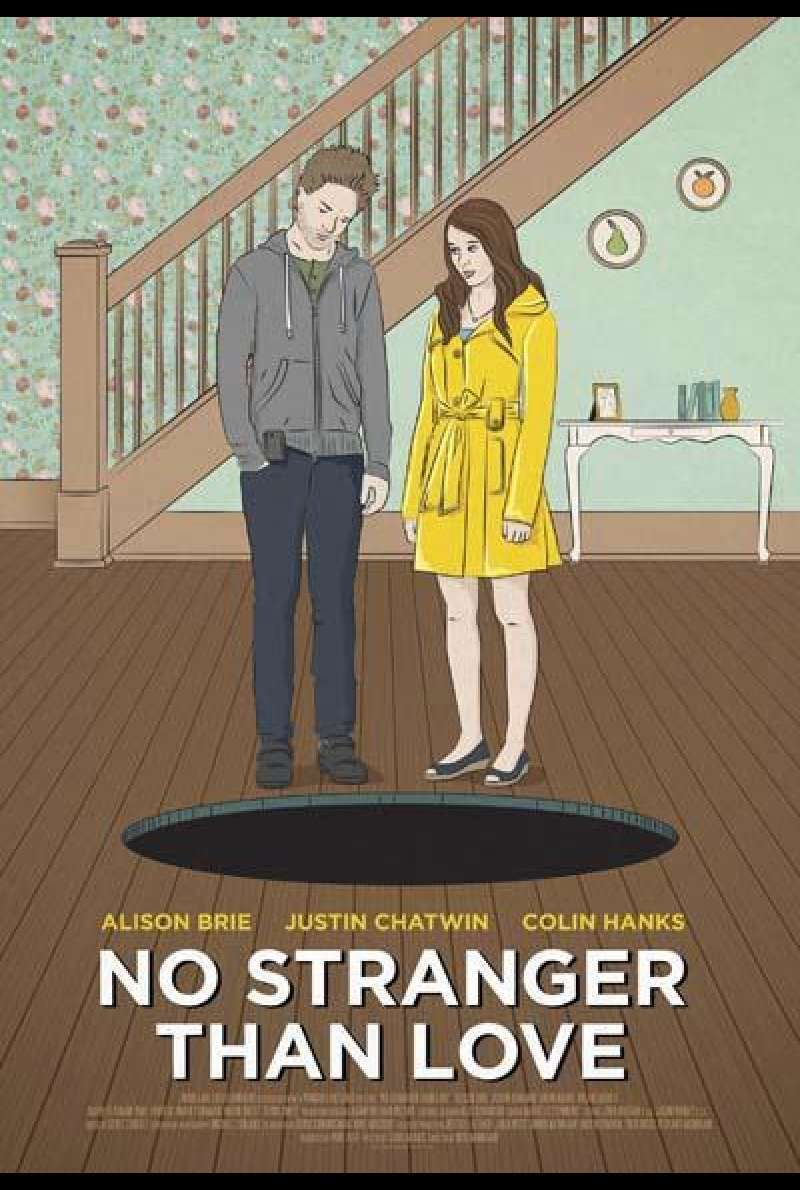 No Stranger Than Love von Nick Wernham - Filmplakat