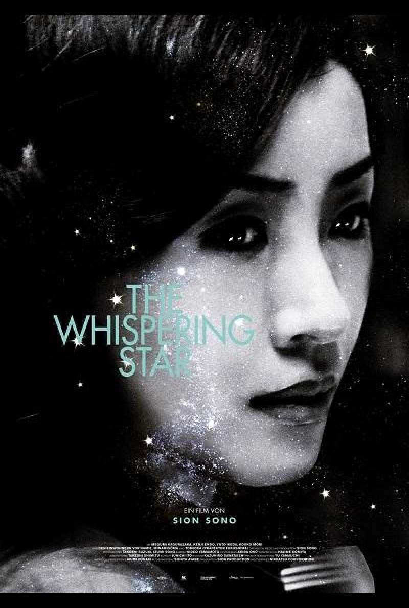 The Whispering Star - Filmplakat