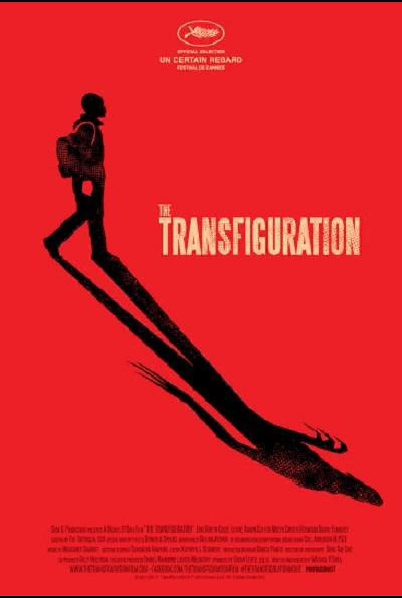 The Transfiguration - Filmplakat (INT)