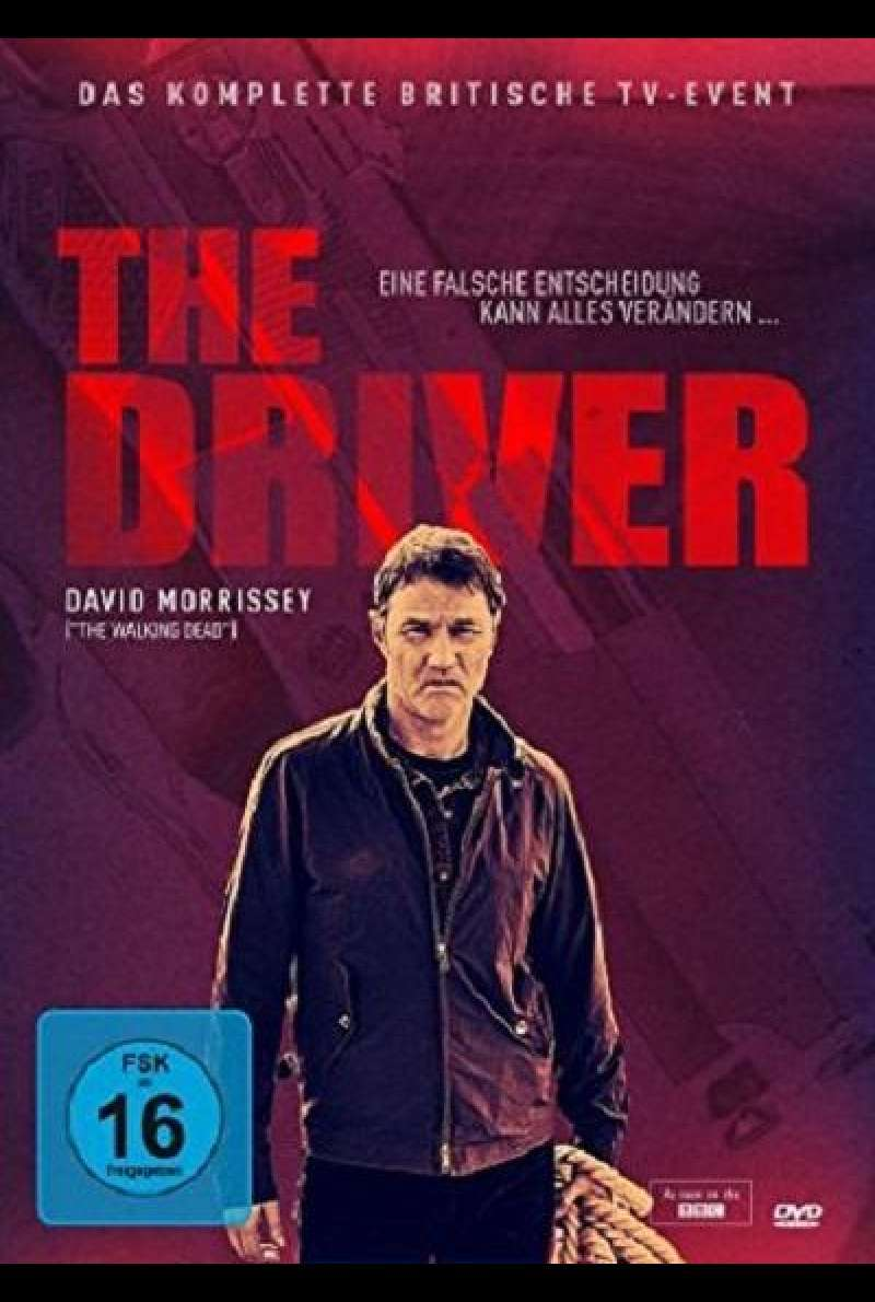 The Driver - DVD-Cover