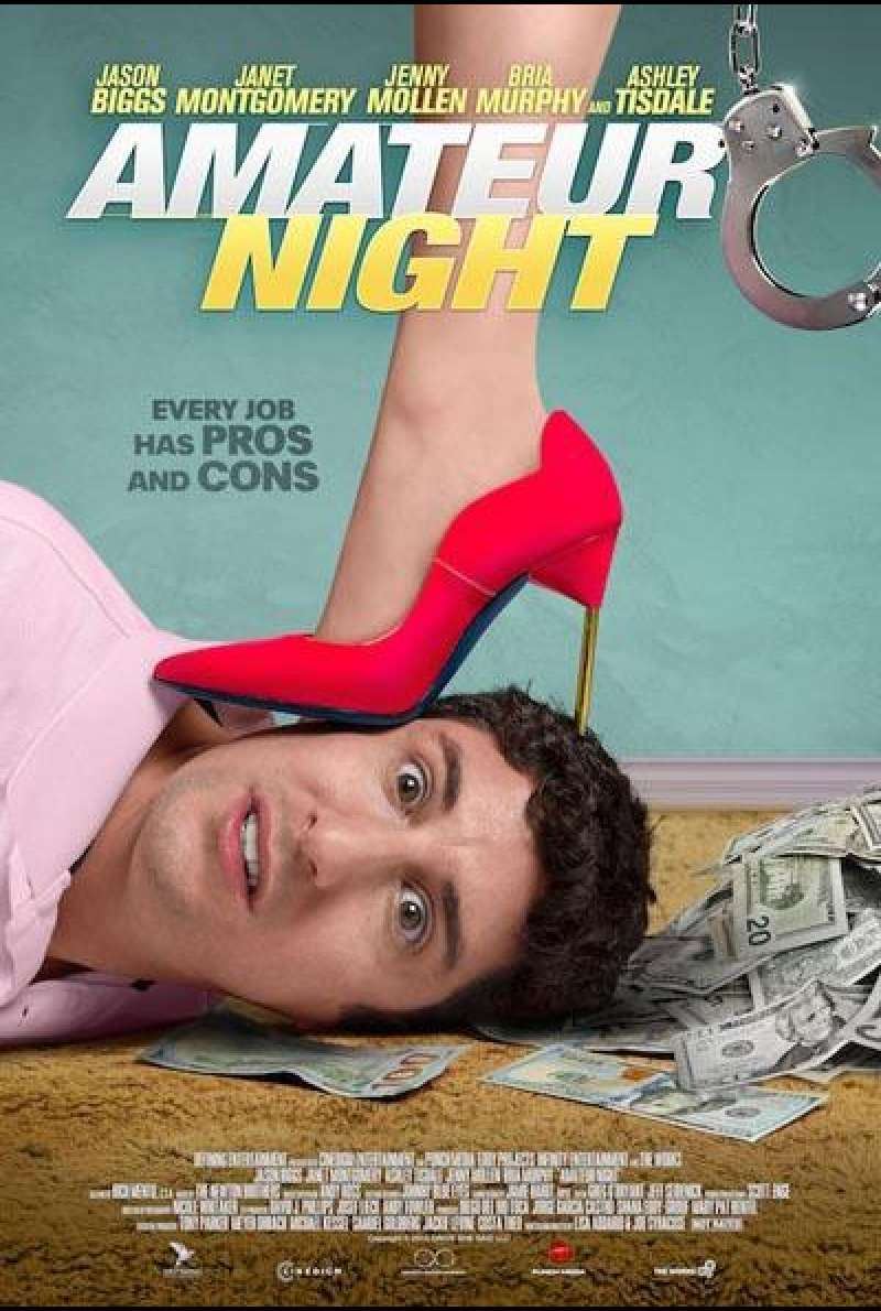 Amateur Night von Lisa Addario und Joe Syracuse - Filmplakat (INT)