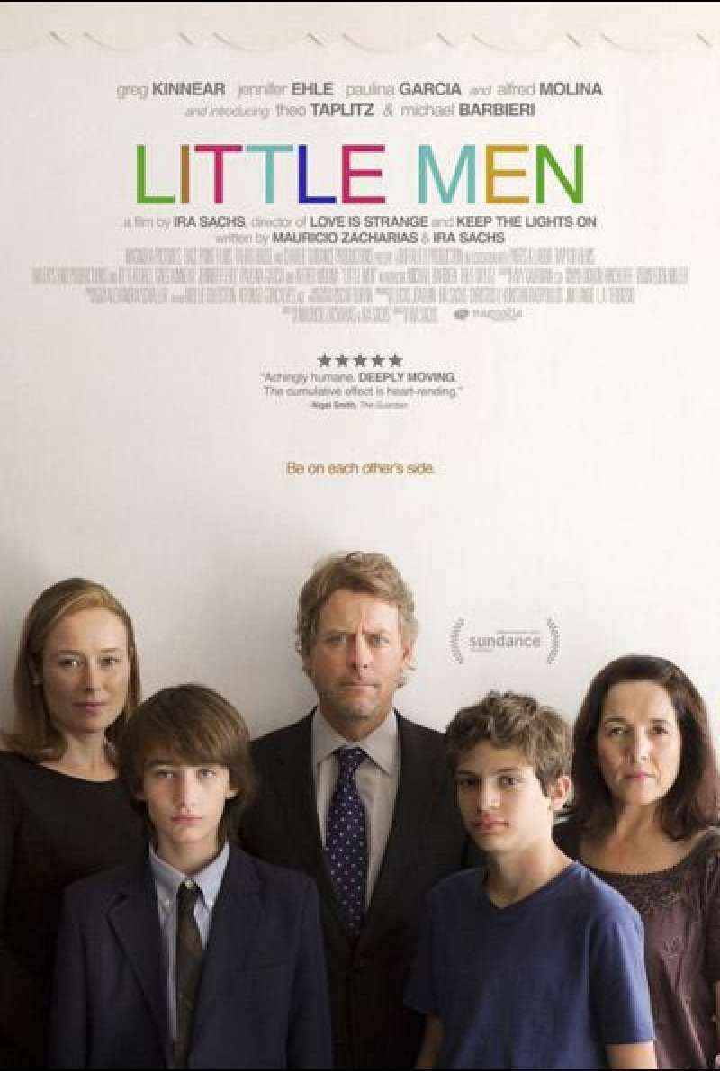 Little Men von Ira Sachs - Filmplakat