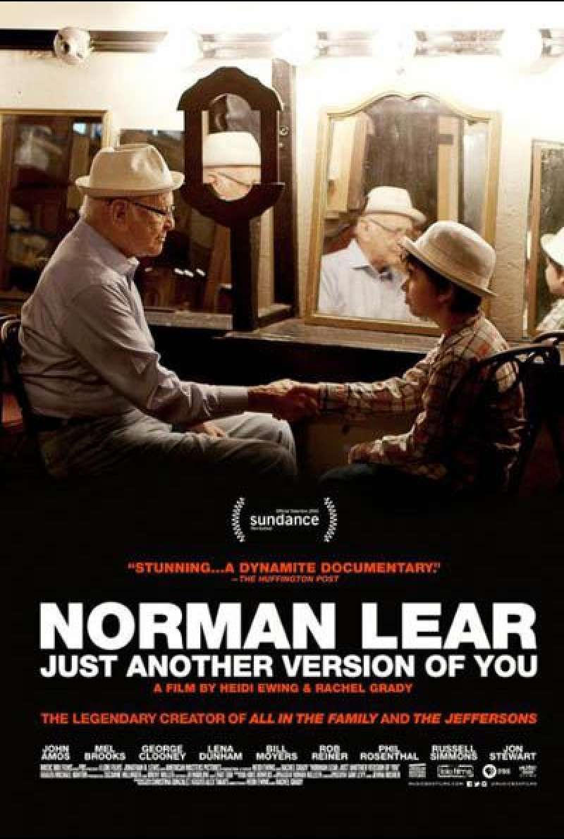 Norman Lear: Just Another Version of You von Heidi Ewing, Rachel Grady - Filmplakat (US)