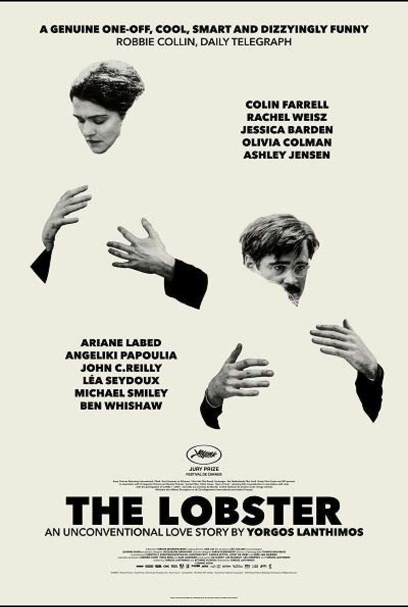 The Lobster - Filmplakat (INT)
