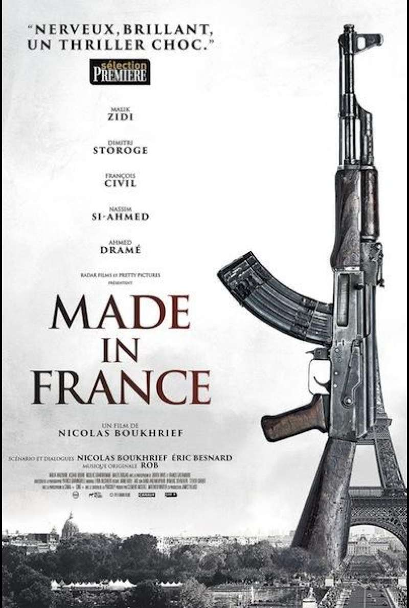 Made in France - Filmplakat (FRA)