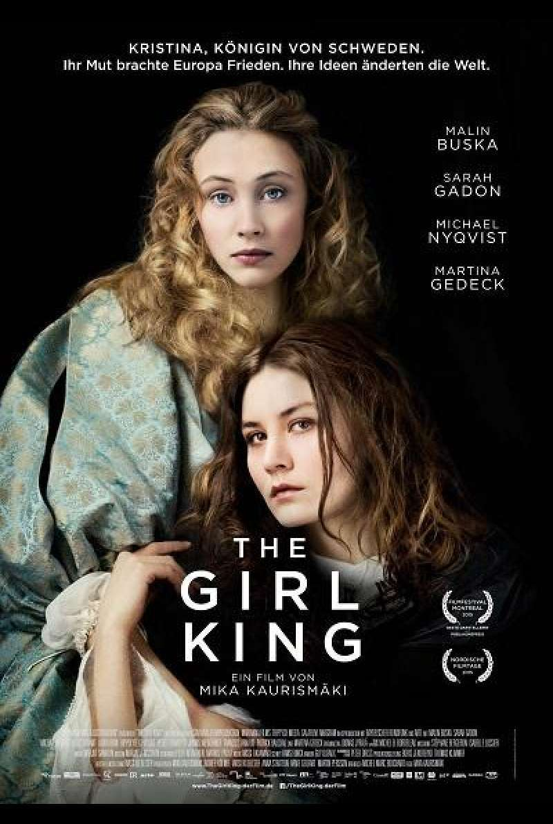 The Girl King - Filmplakat