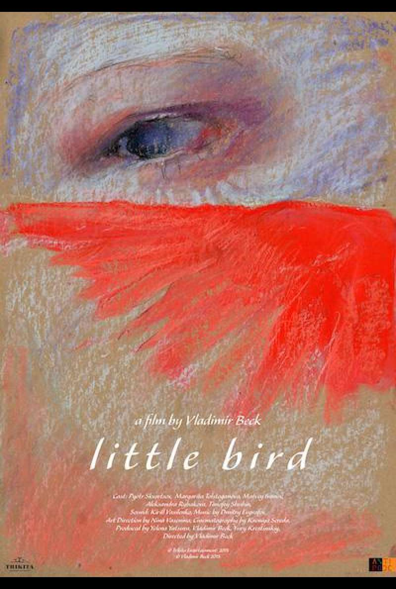 Little Bird von Vladimir Beck - Filmplakat (INT)