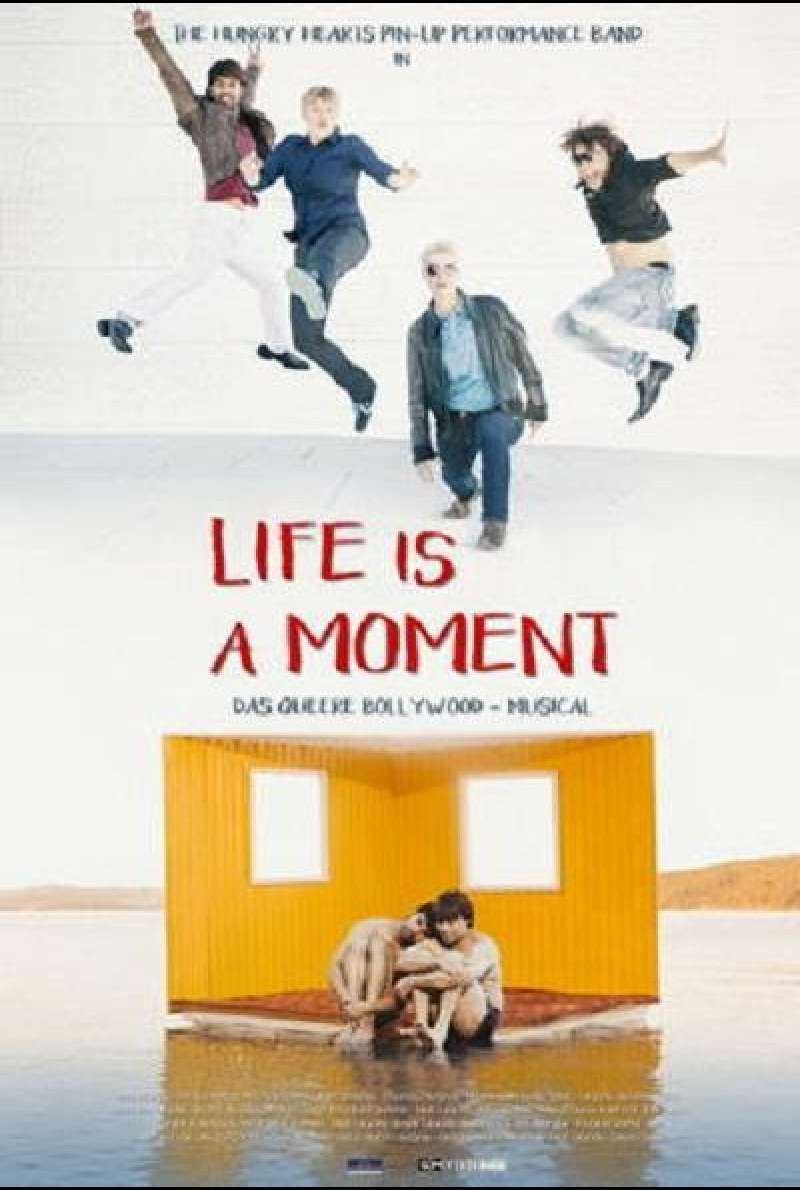 Life Is a Moment - Filmplakat