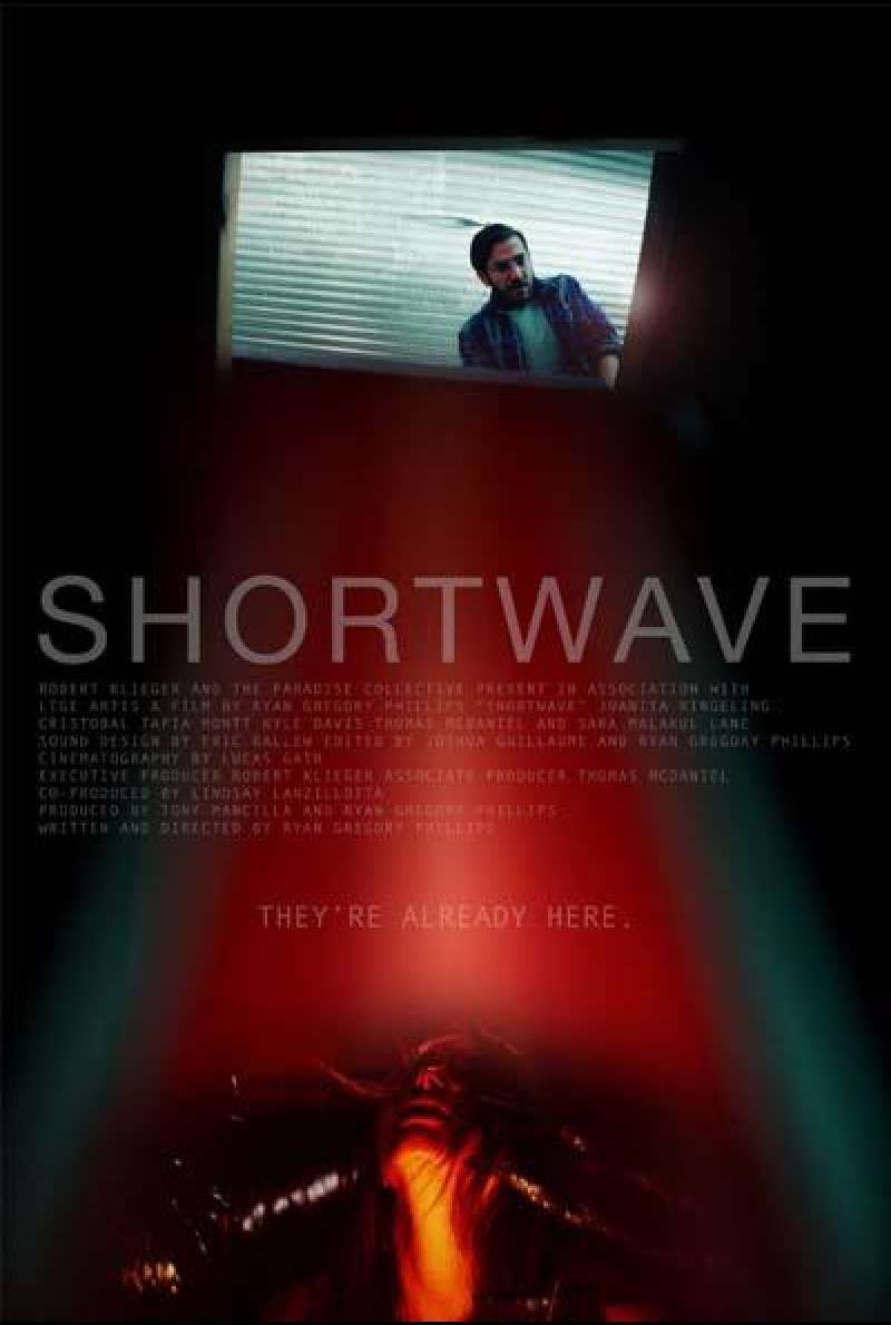 Shortwave von Ryan Gregory Phillips - Filmplakat