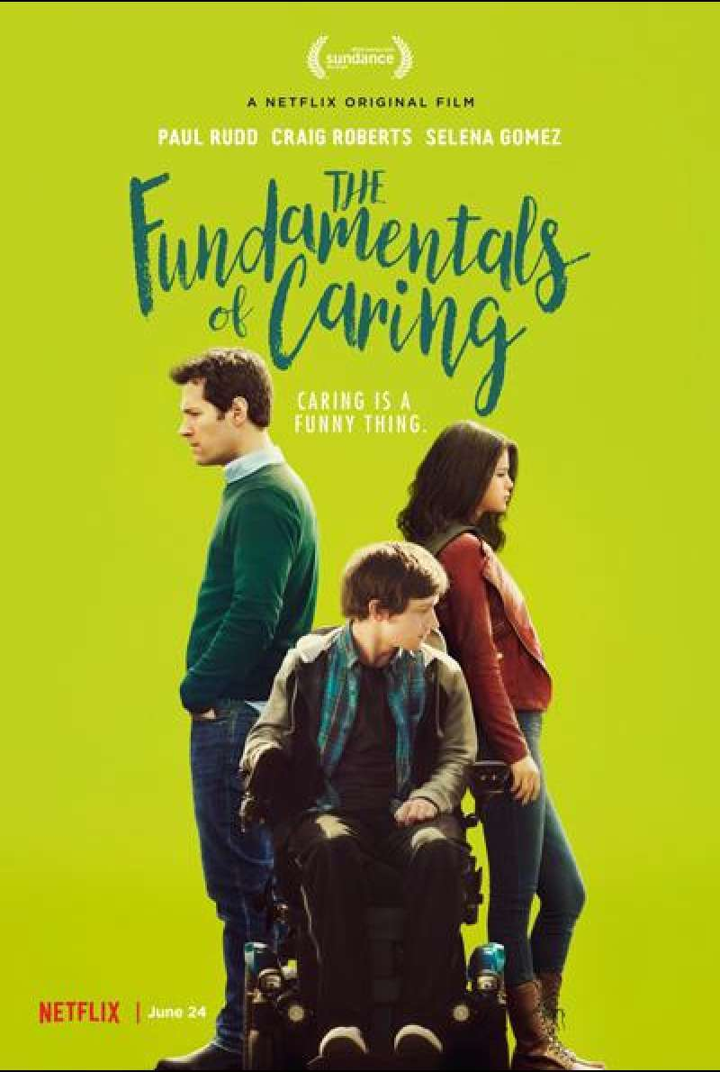 The Fundamentals of Caring von Rob Burnett