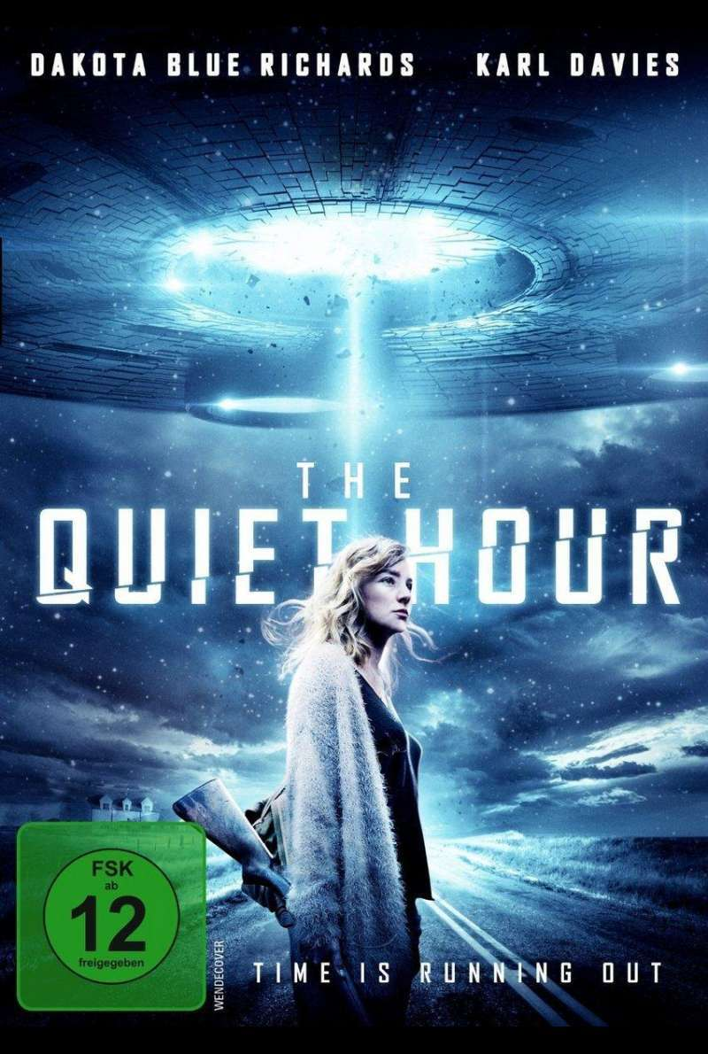 The Quiet Hour - DVD-Cover