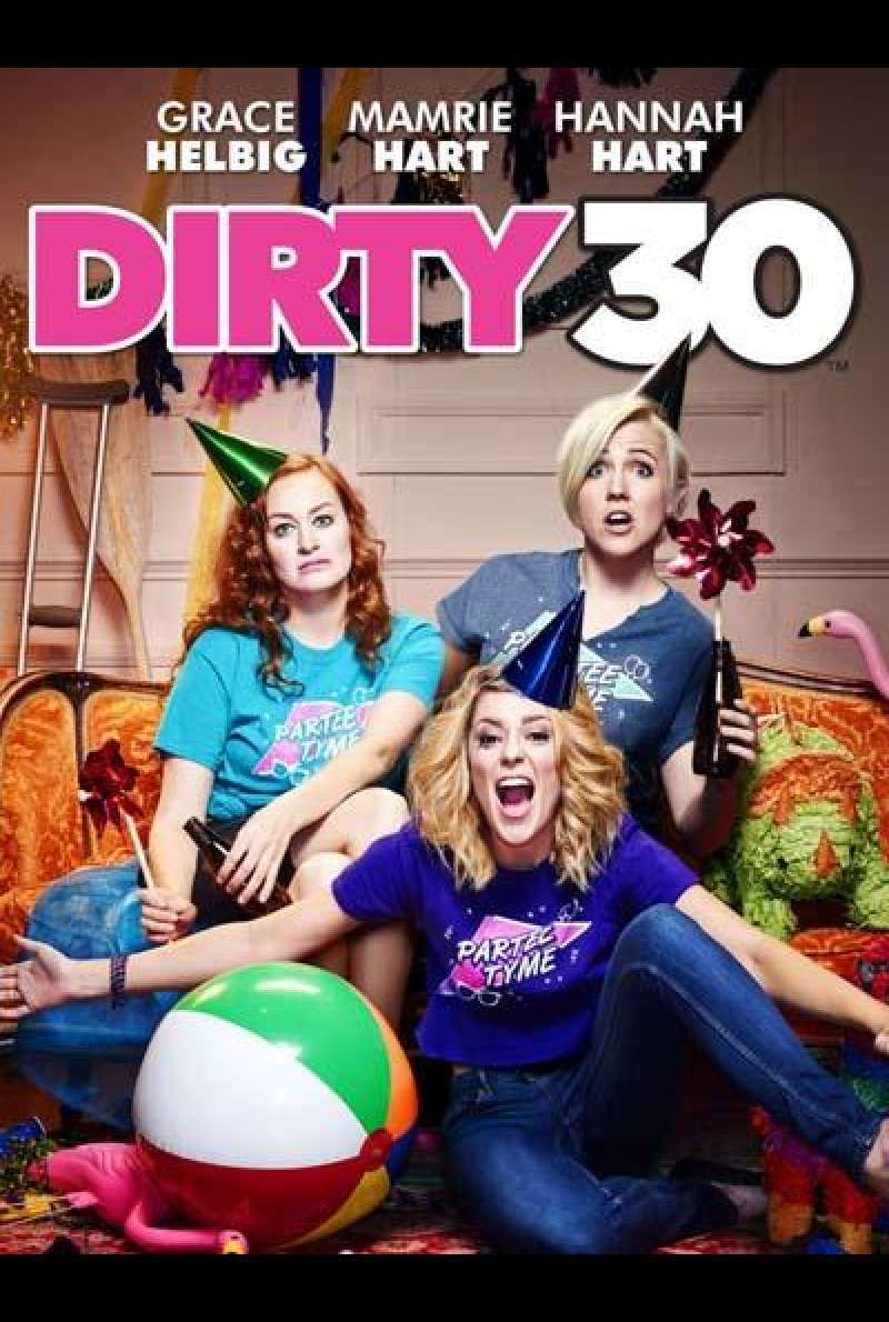 Dirty 30 von Andrew Bush - Filmplakat