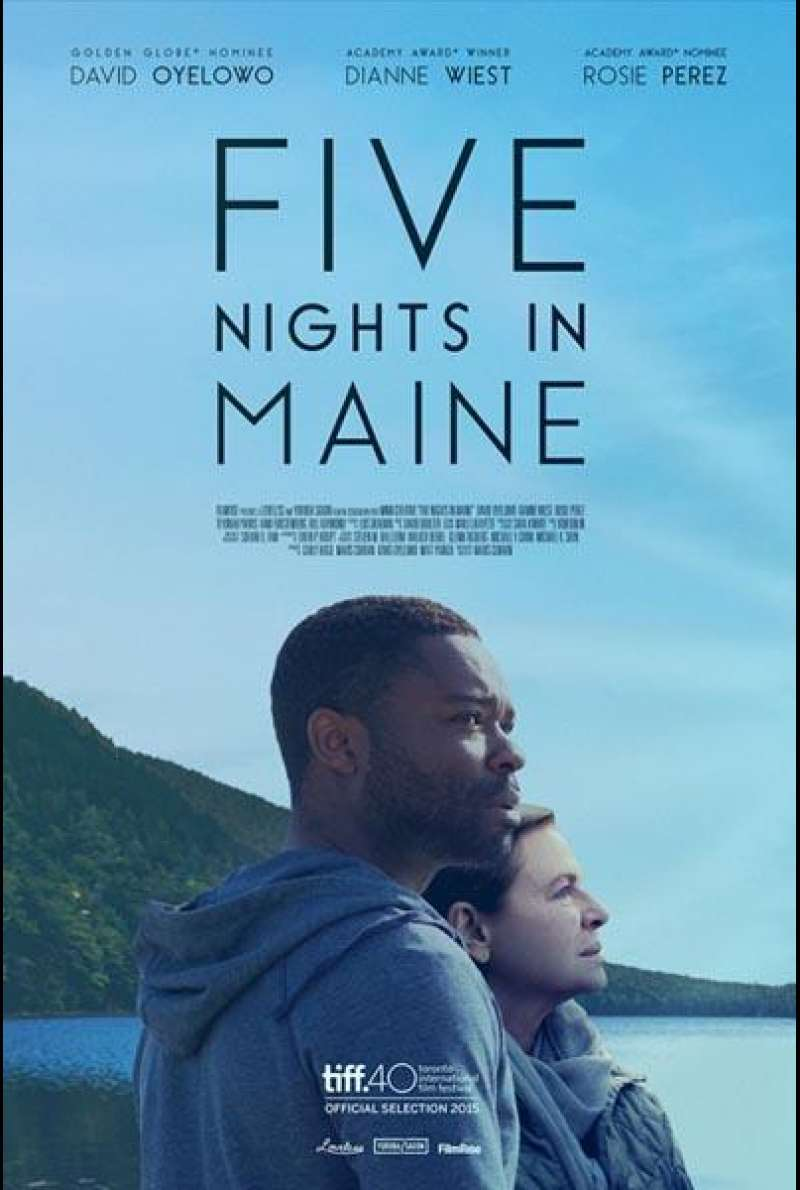 Five Nights in Maine von Maris Curran - Filmplakat