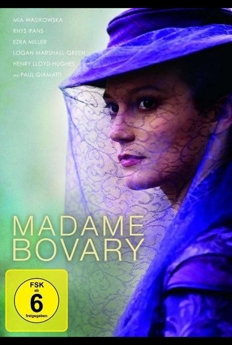 Madame Bovary - DVD-Cover
