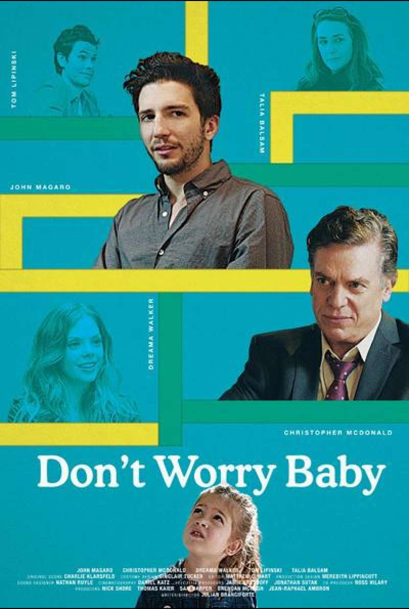 Don't Worry Baby von Julian Branciforte - Filmplakat