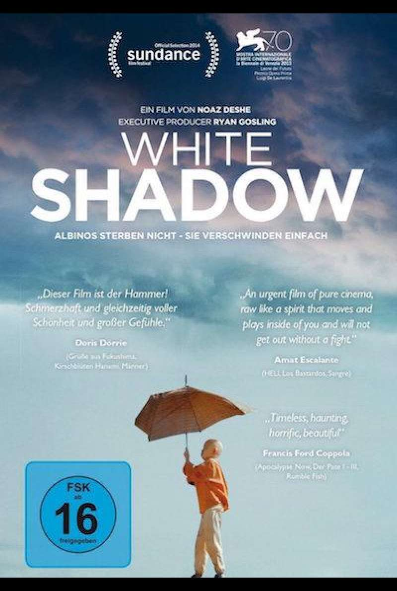 White Shadow von Noaz Deshe - DVD-Cover