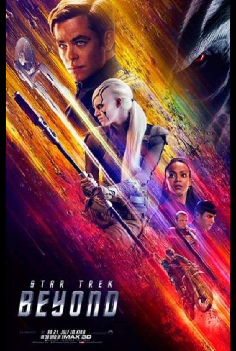 Star Trek Beyond - Filmplakat