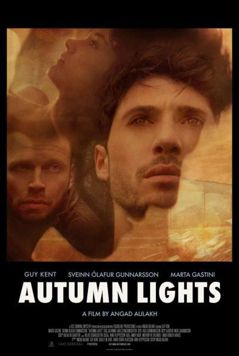 Autumn Lights von Angad Aulakh - Filmplakat