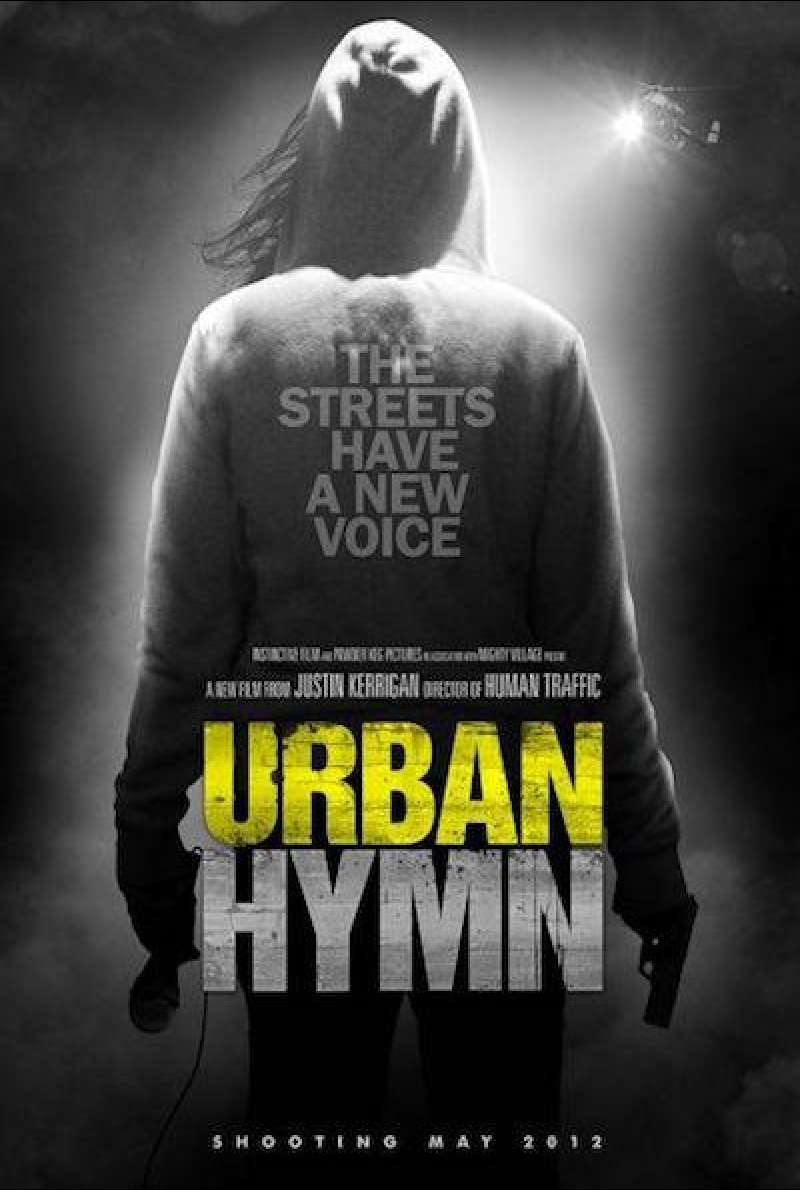 Urban Hymn von Michael Caton-Jones - Filmplakat