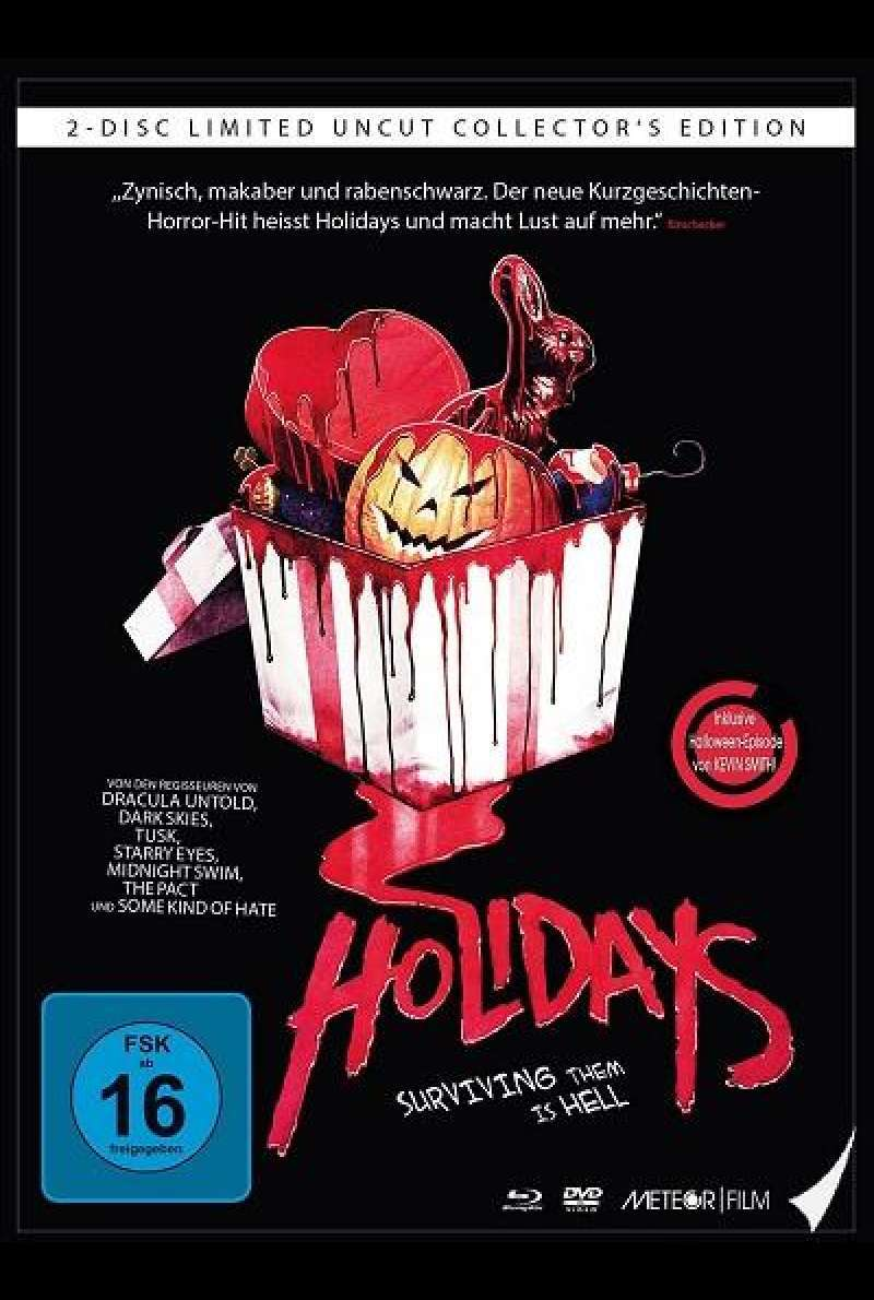 Holidays - Blu-ray-Cover