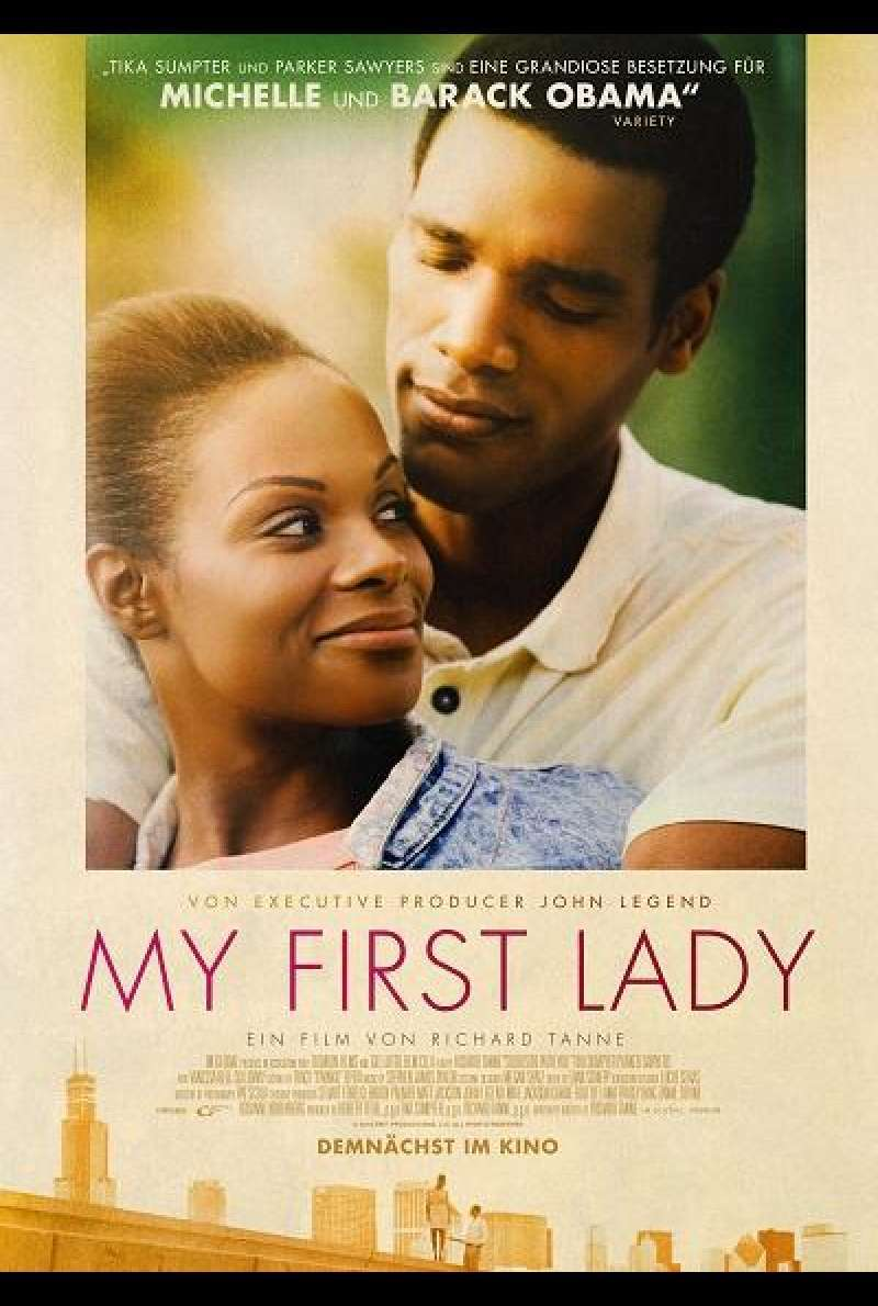 My First Lady - Filmplakat