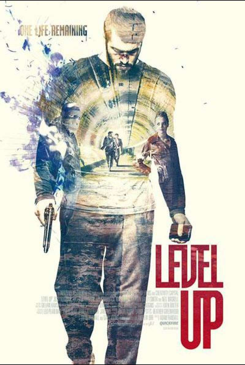 Level Up von Adam Randall - Filmplakat