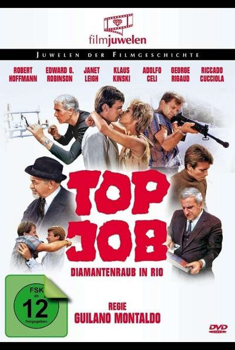 Top Job - DVD-Cover