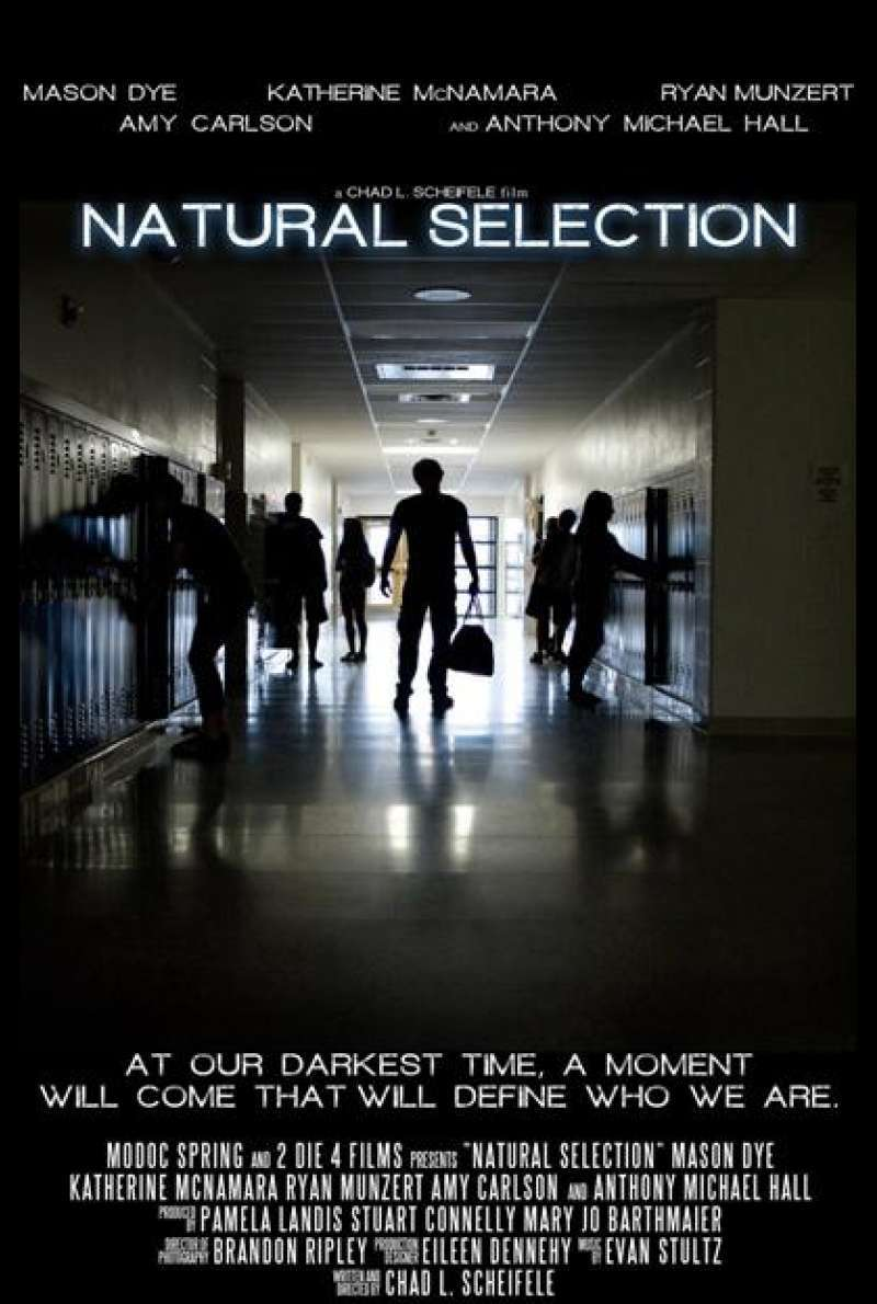 Natural Selection von Chad L. Scheifele - Filmplakat