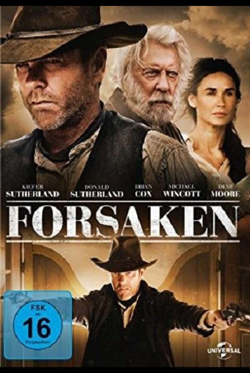 Forsaken - DVD-Cover