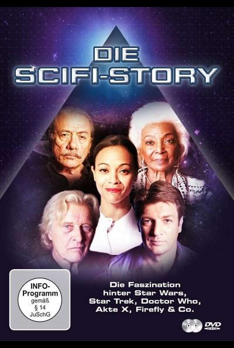 Die SciFi-Story - DVD-Cover