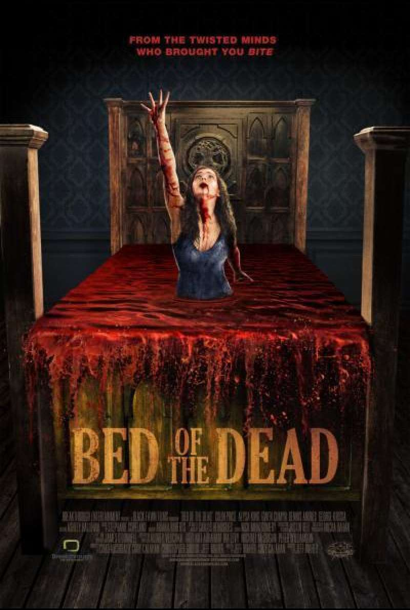 Bed of the Dead von Jeff Maher - Filmplakat