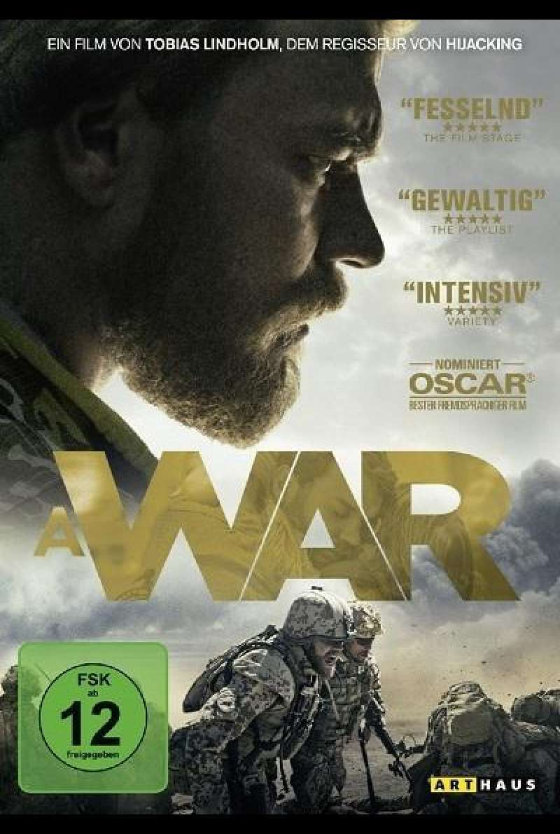 A War - DVD-Cover